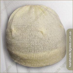 Готовая шапочка из мохера