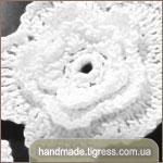 Многоярусный цветок с 15 лепестками